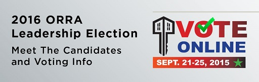 ORRA Candidate Information